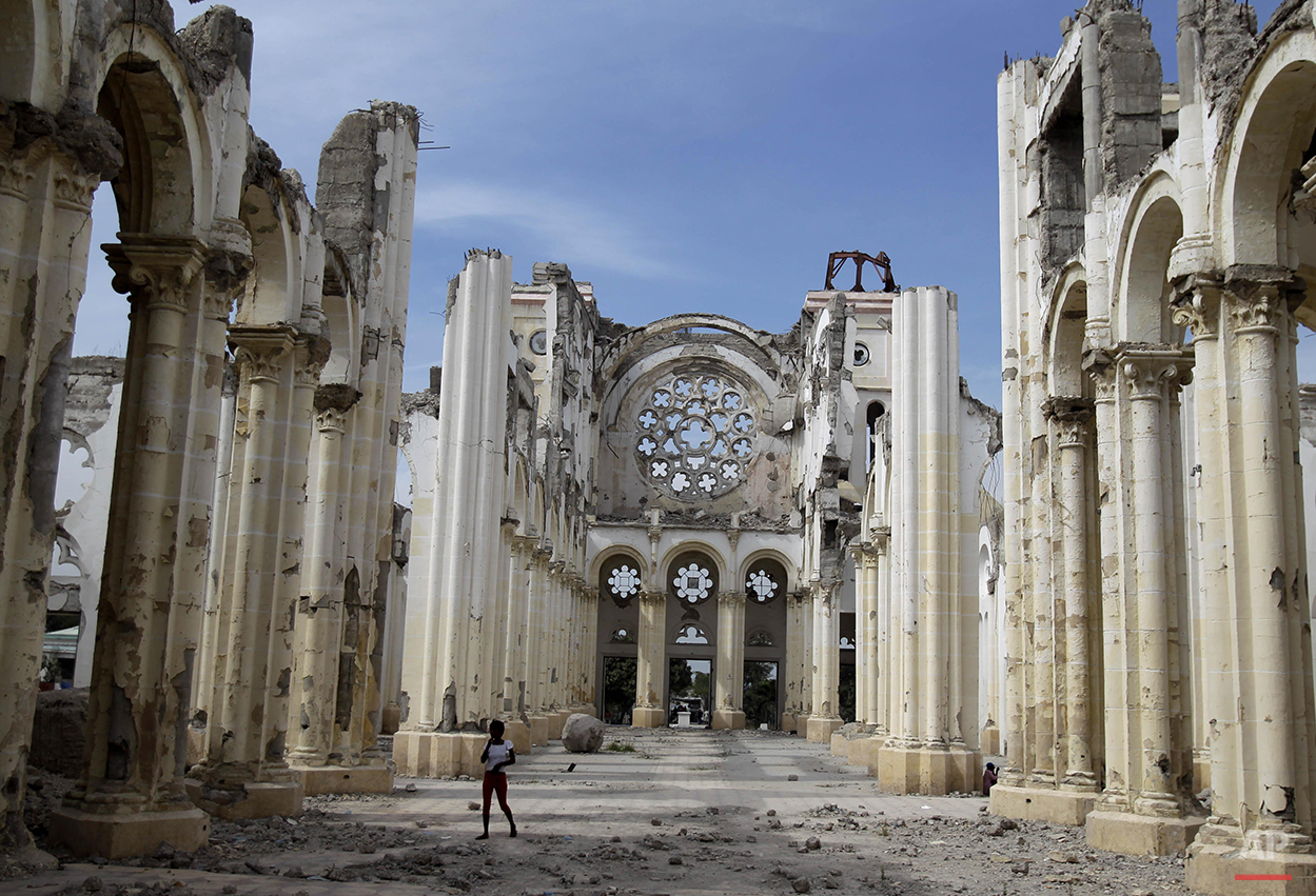 Haitian Cathedrals