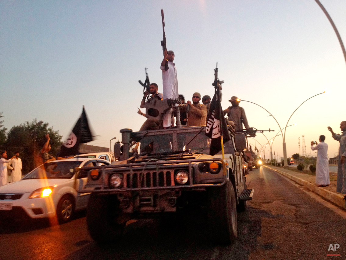 YE Mideast Iraq Islamic State