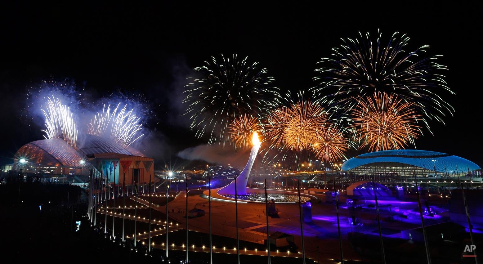 YE Sochi Olympics Opening Ceremony