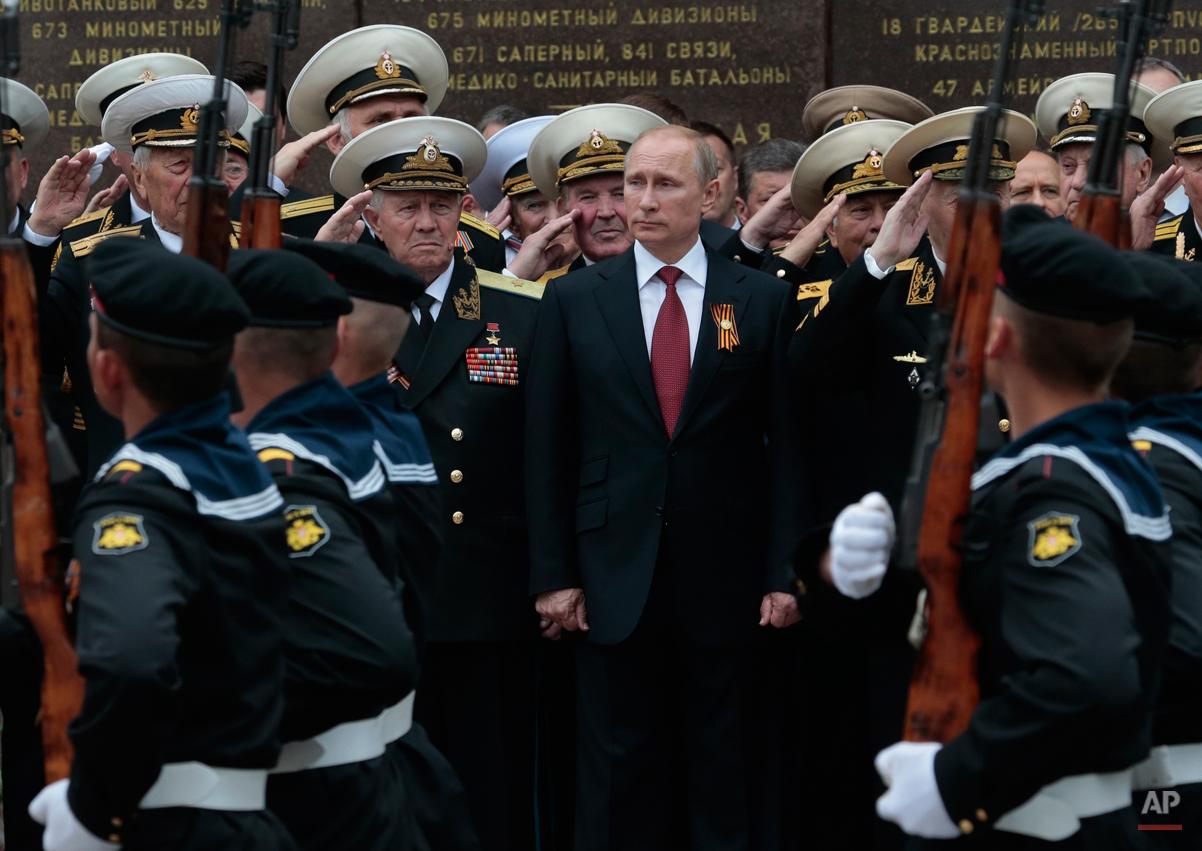 YE Crimea Victory Day