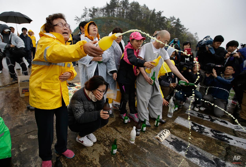 YE South Korea Ship Sinking