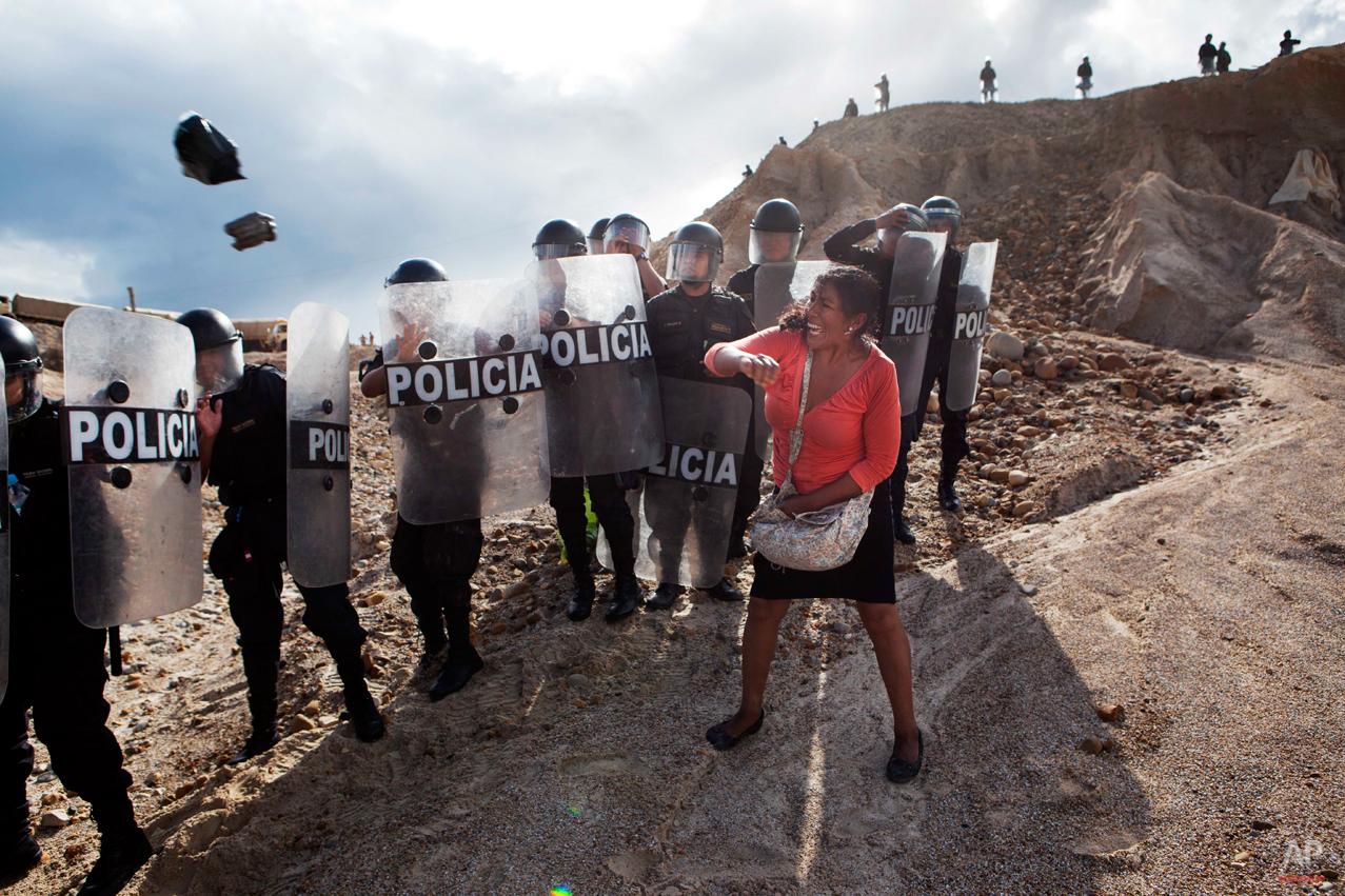 YE Peru Illegal Gold