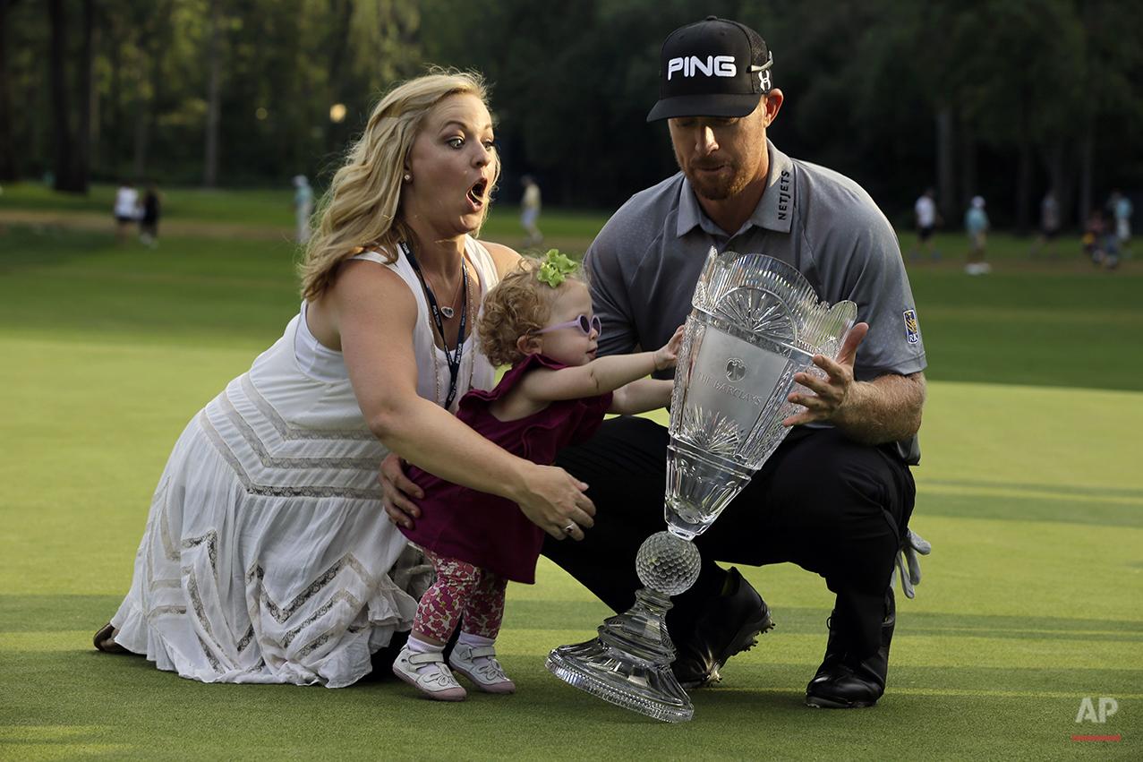YE Barclays Golf