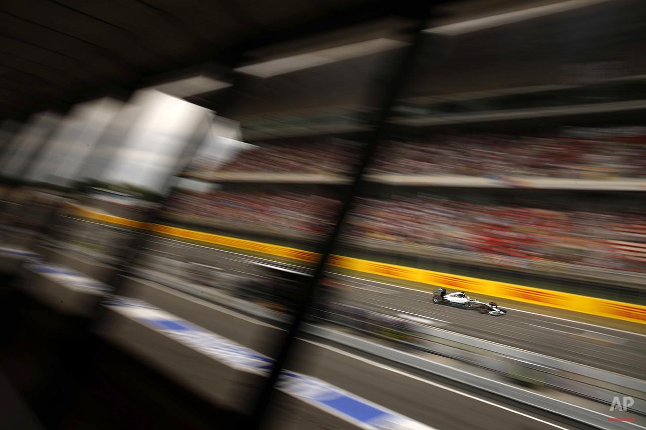 YE Spain F1 GP Auto Racing