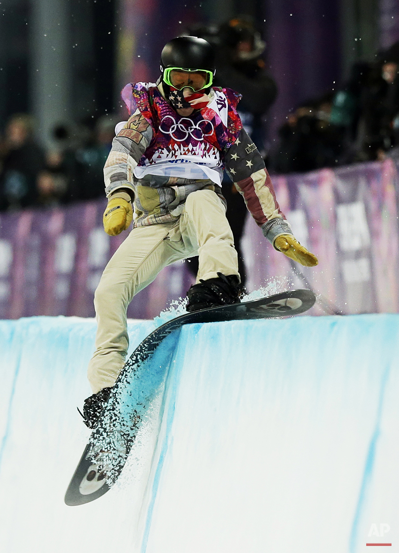 YE Sochi Olympics Halfpipe