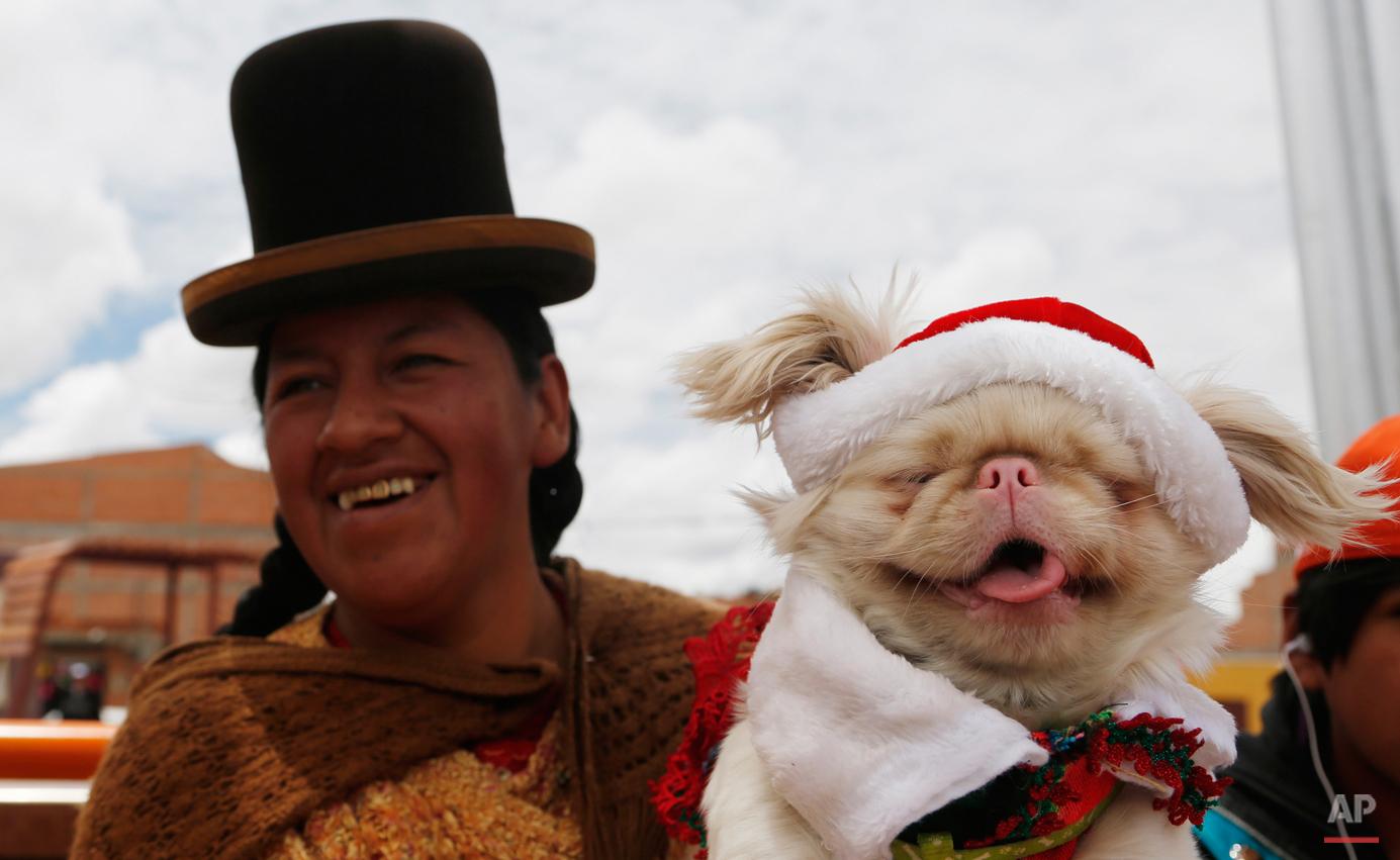 Bolivia Christmas