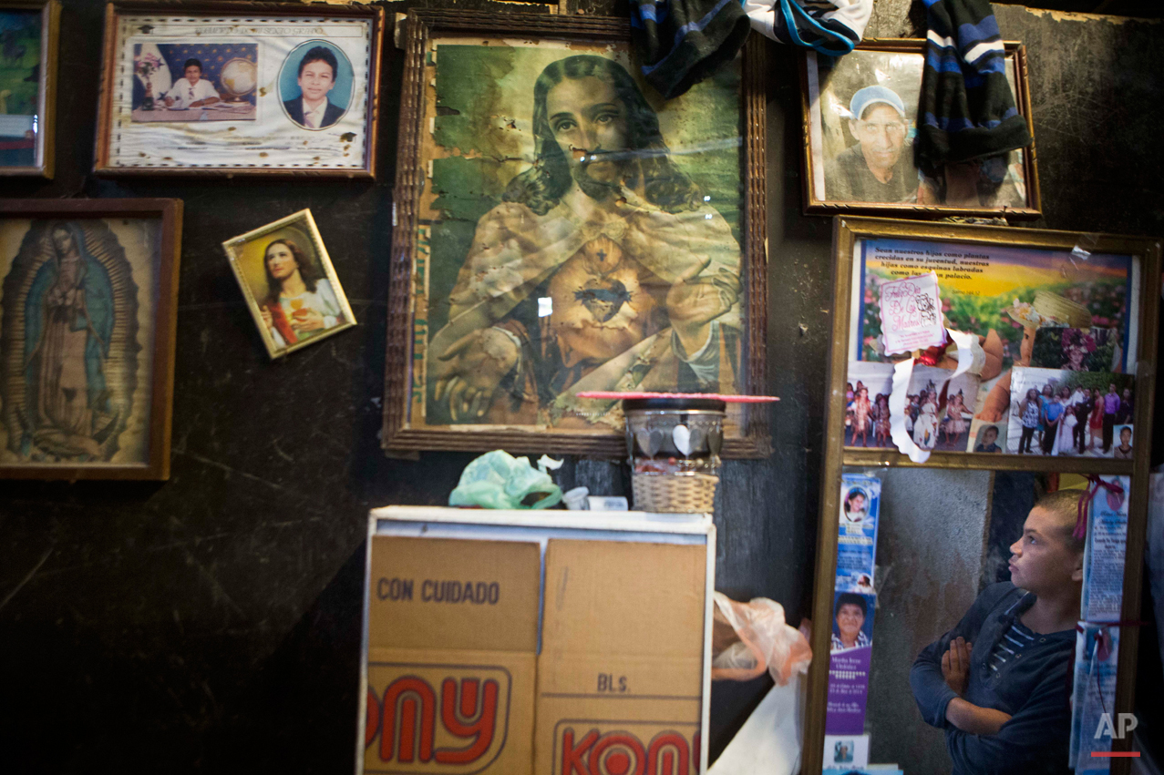 APTOPIX Honduras Child Labor