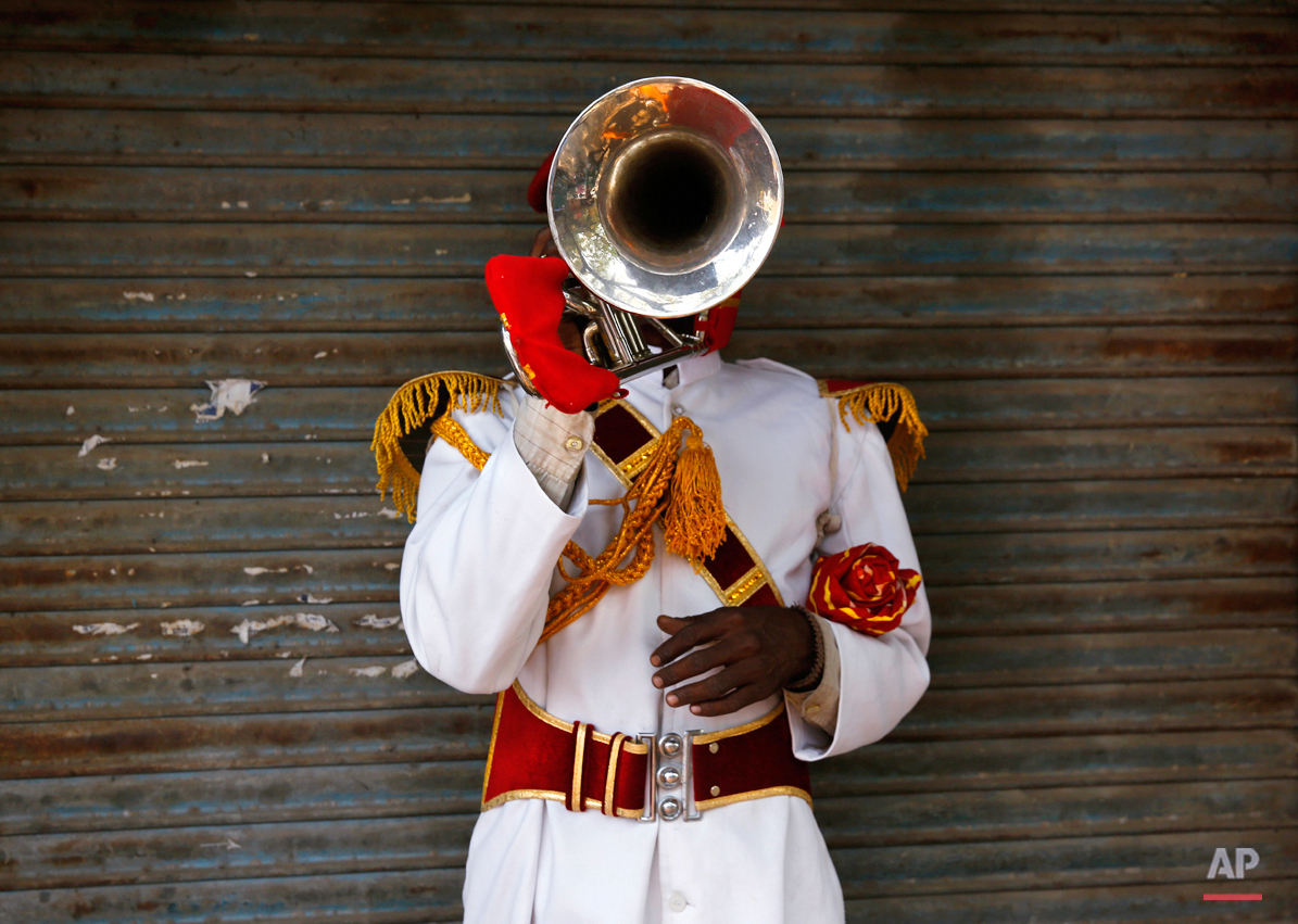 India Disappearing Brass Bands
