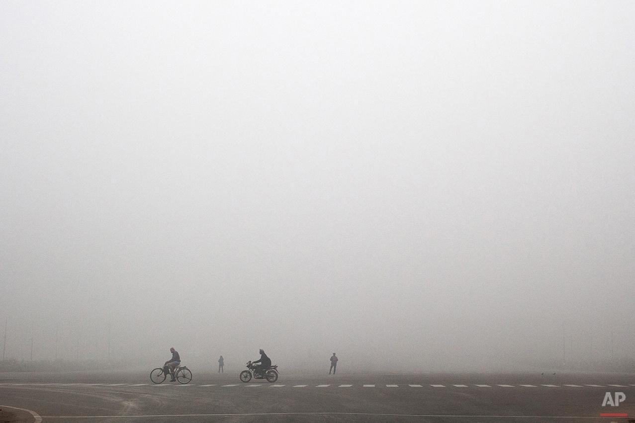 APTOPIX India Weather