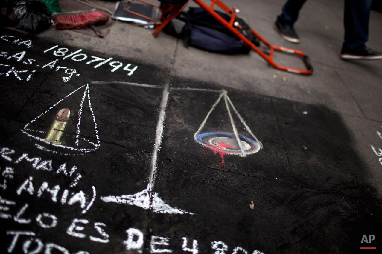 Argentina Prosecutor Killed