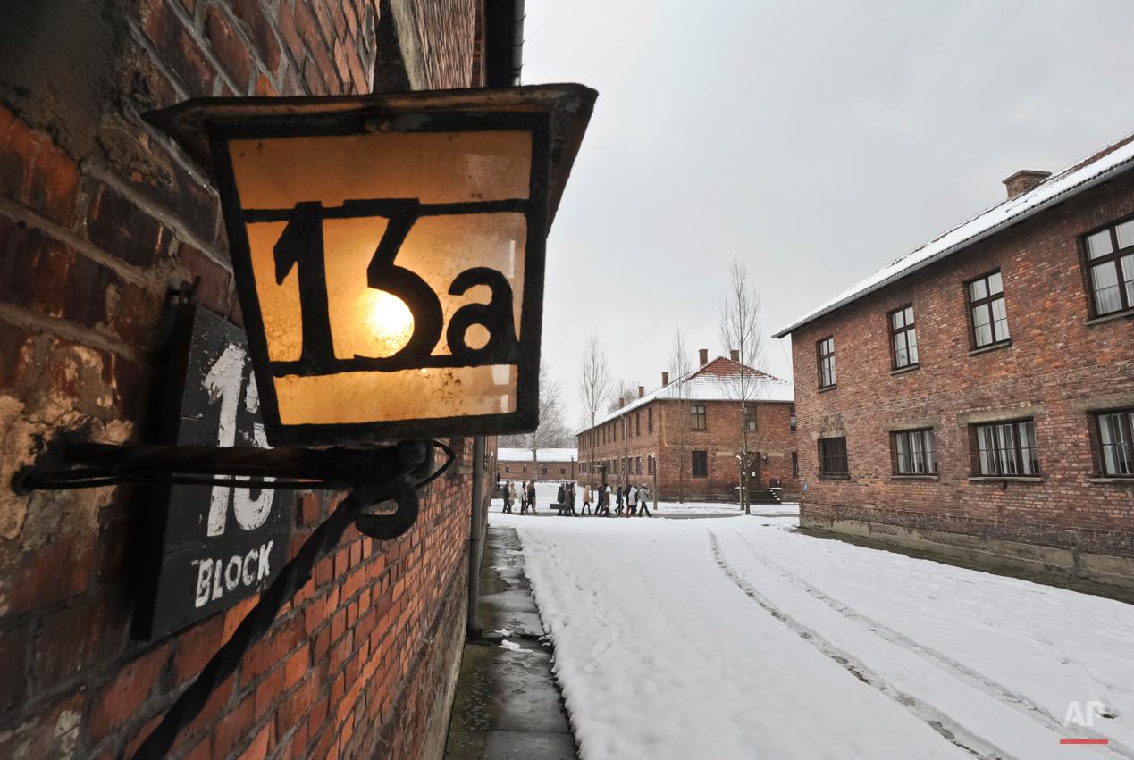 Poland Auschwitz Anniversary
