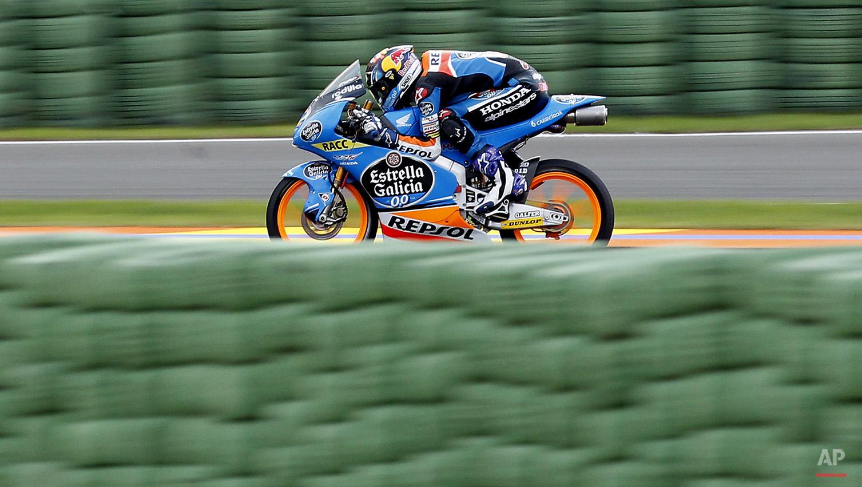 Spain Motorcycle Grand Prix