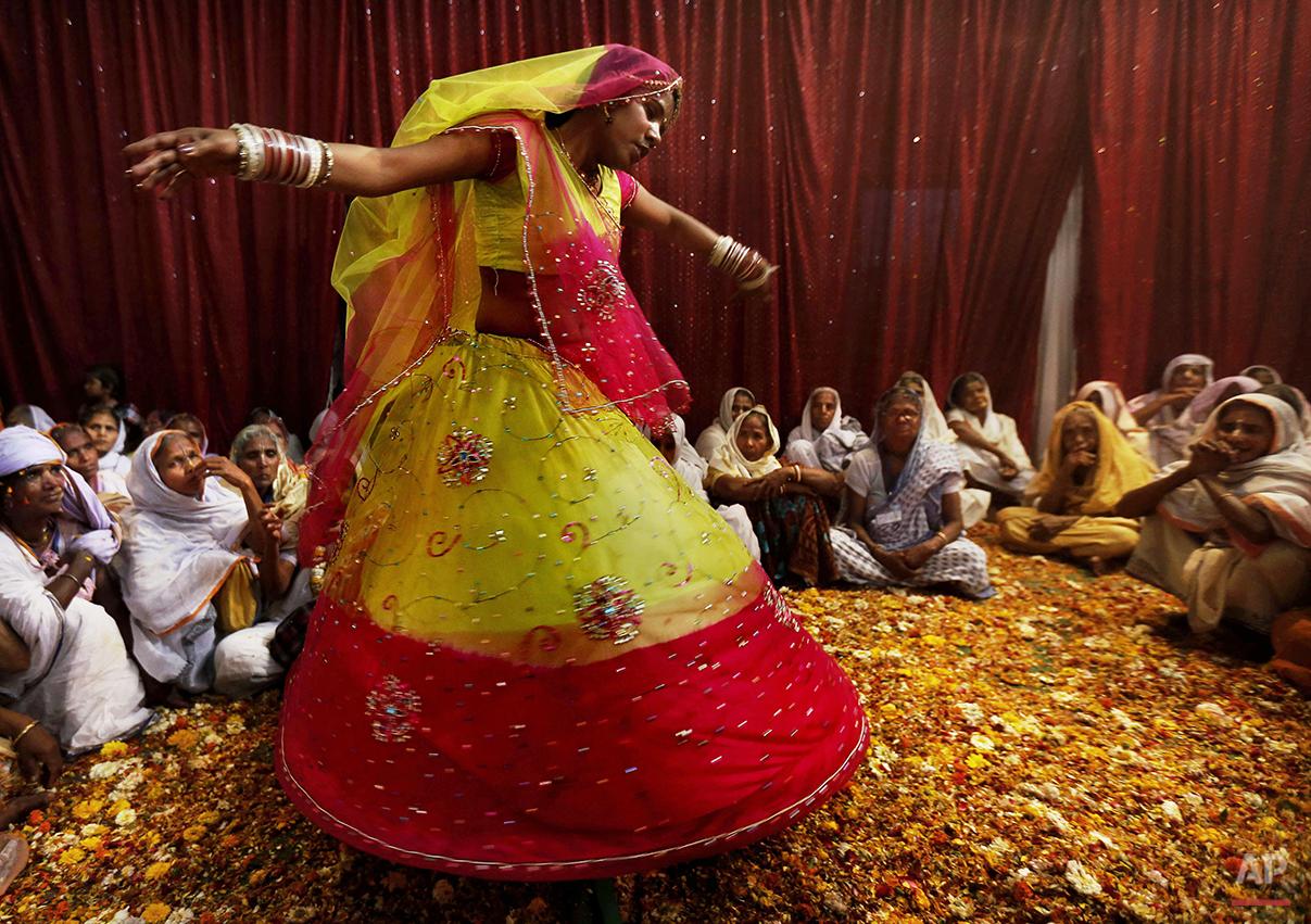 India Holi Festival Gallery