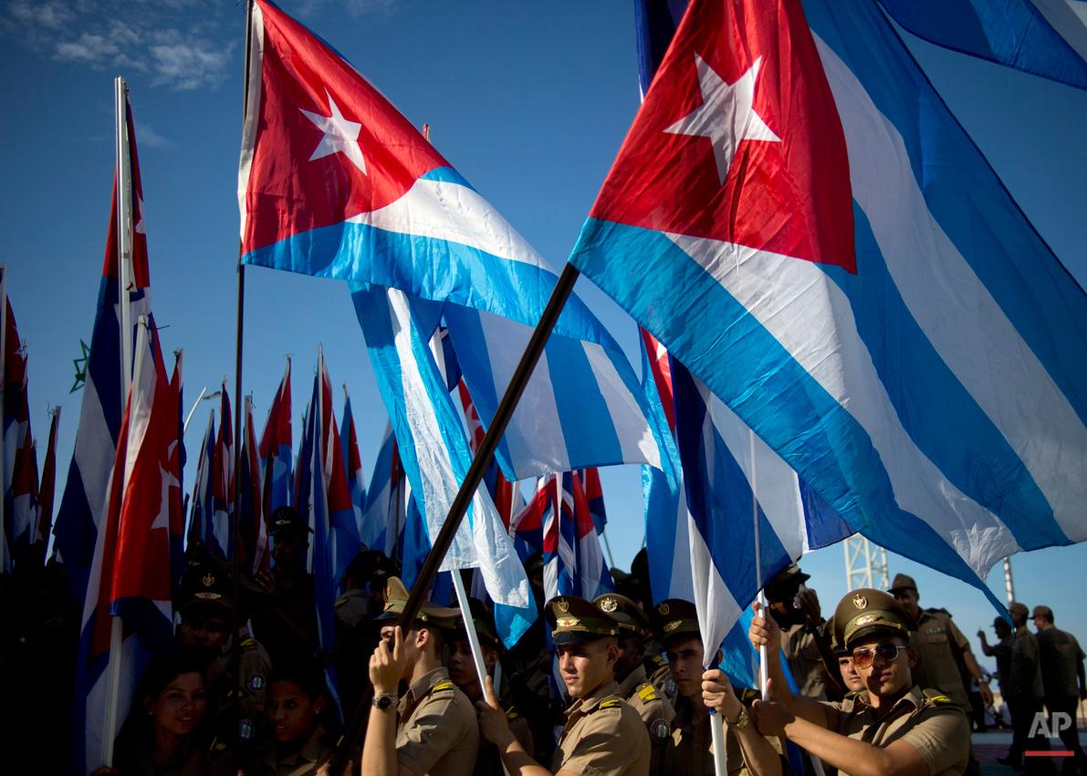 APTOPIX Cuba March