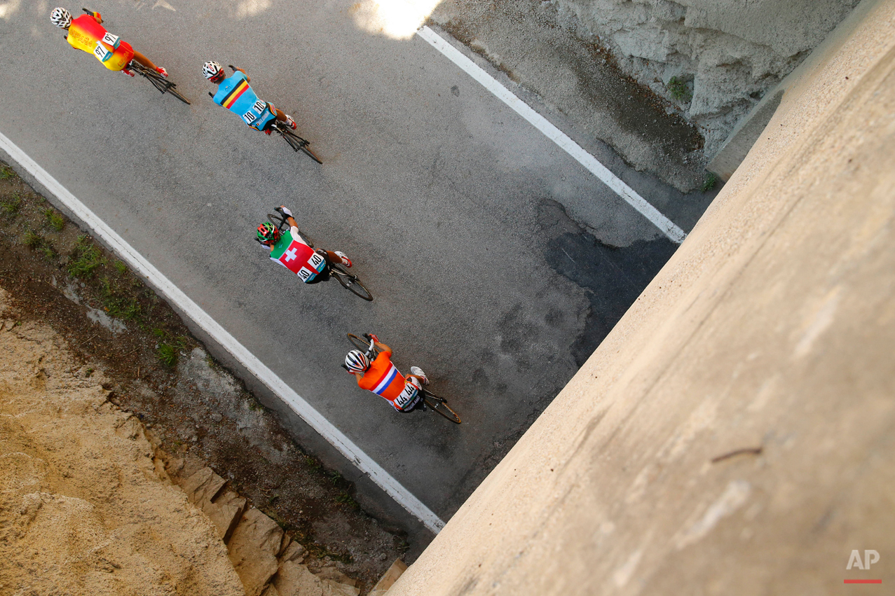 APTOPIX Spain Cycling Road Worlds