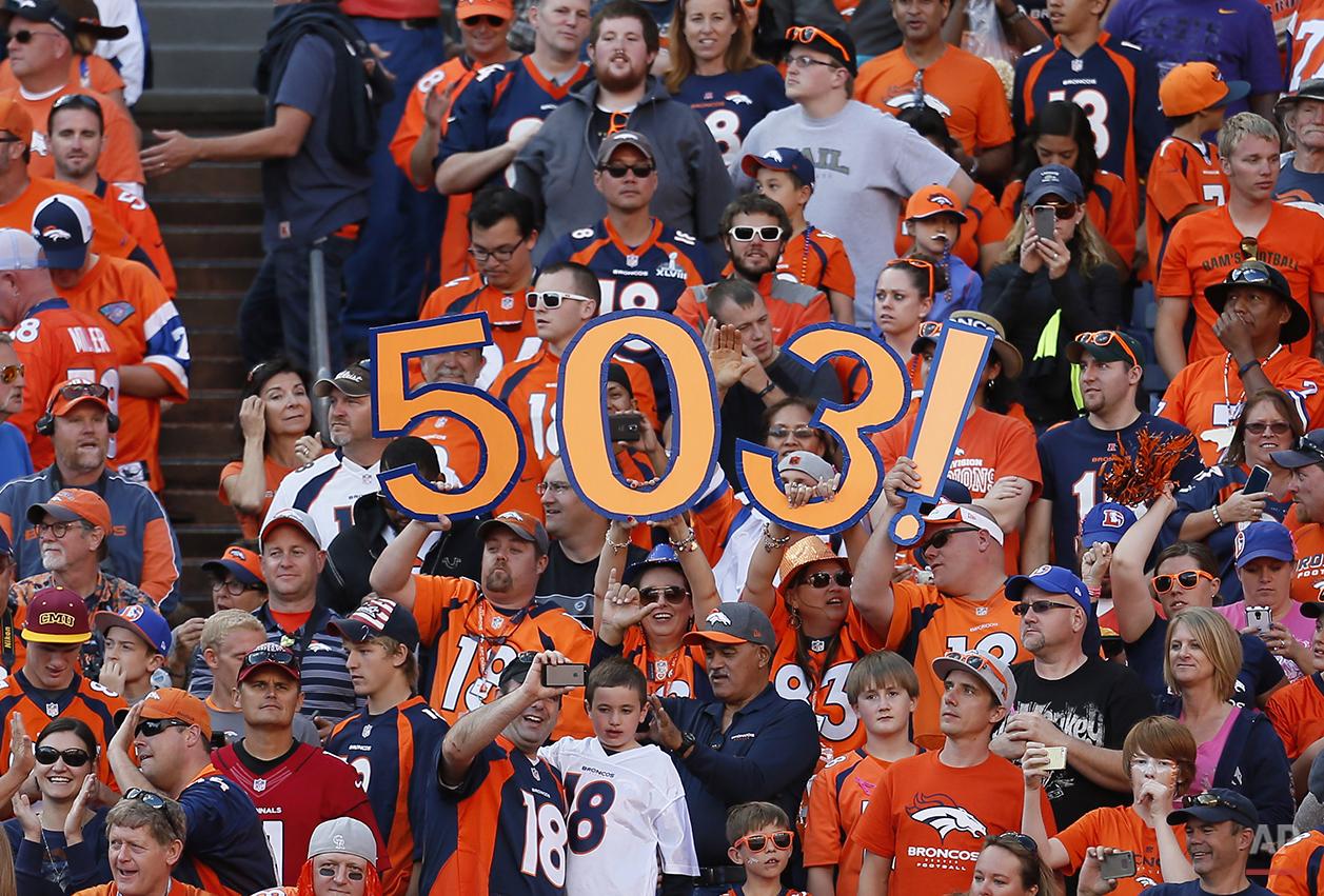 Favre on Manning Football