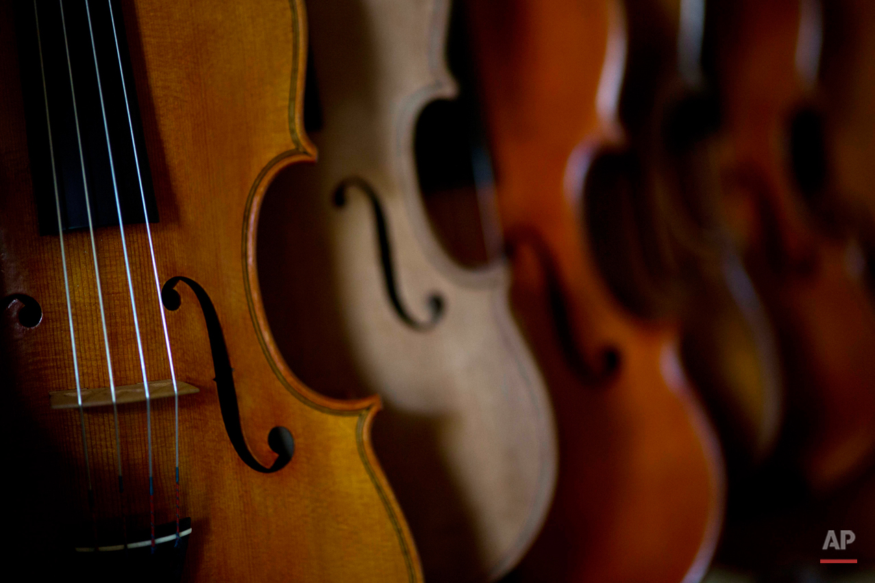 Cuba Violins Photo Gallery
