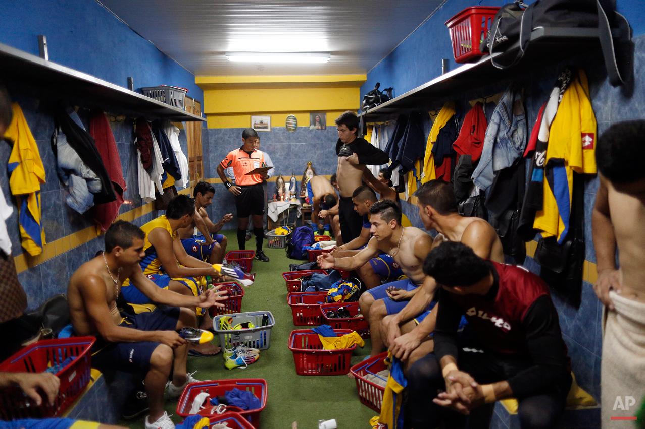 Paraguay Little Club Photo Essay