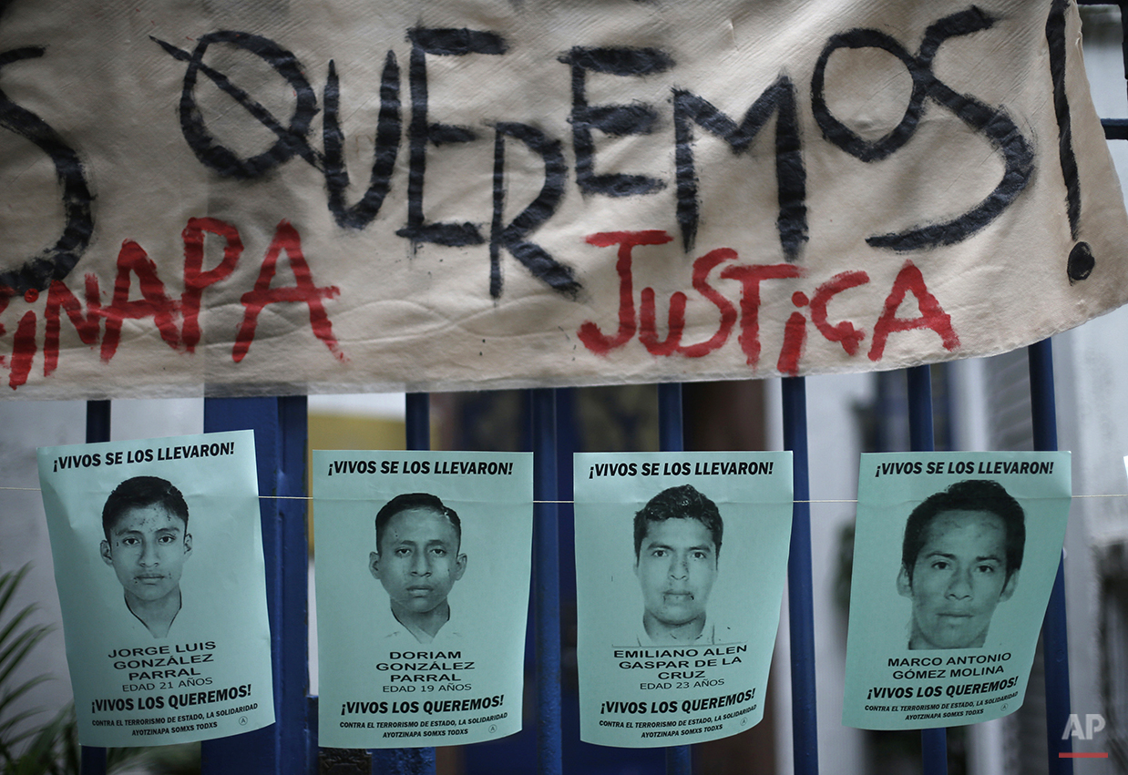 Brazil Mexico Violence