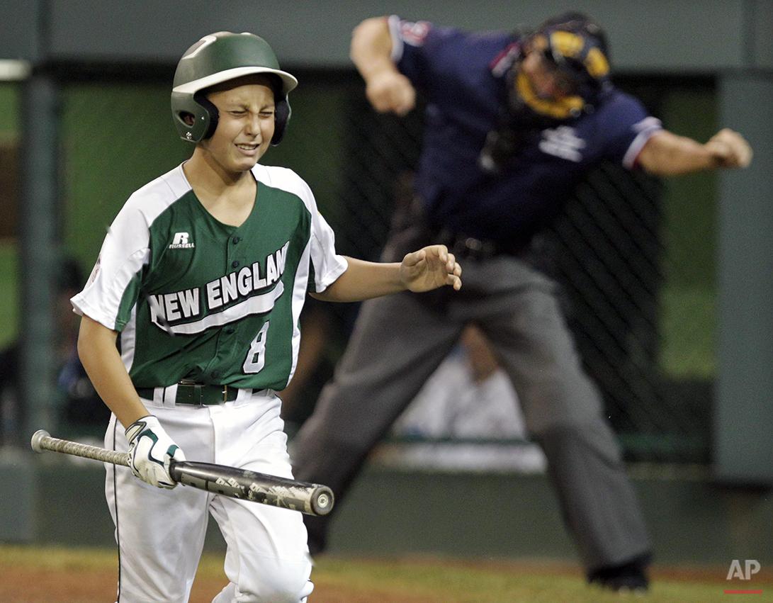APTOPIX LLWS Rhode Island Pennsylvania  Baseball