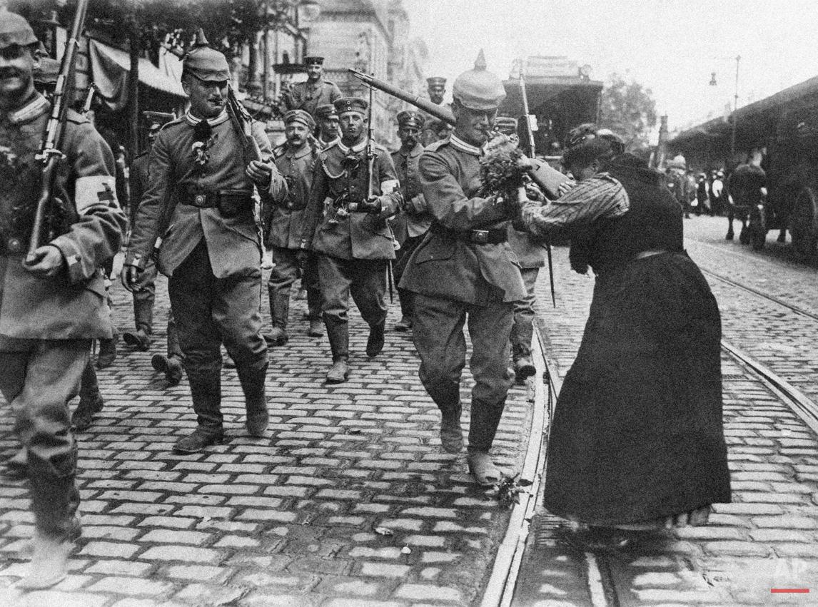 WWI German Army