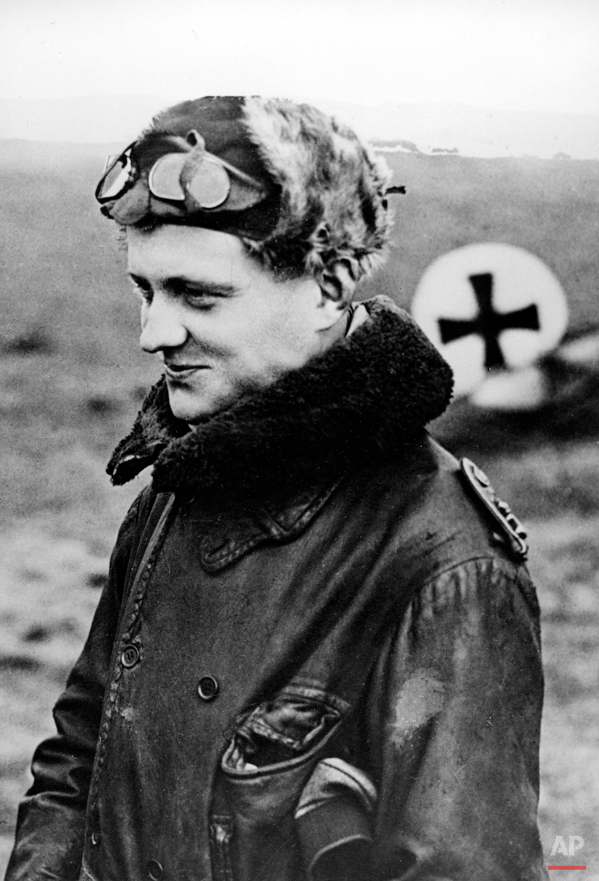 WWI RED BARON
