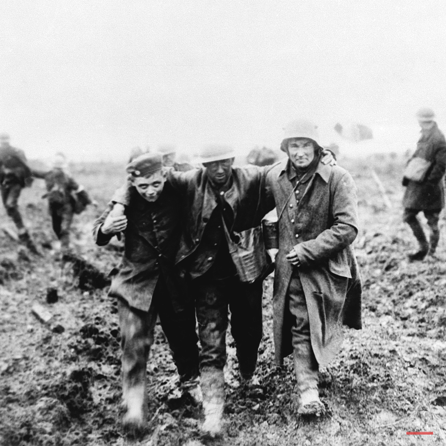 WWI Battle of Vimy 1917