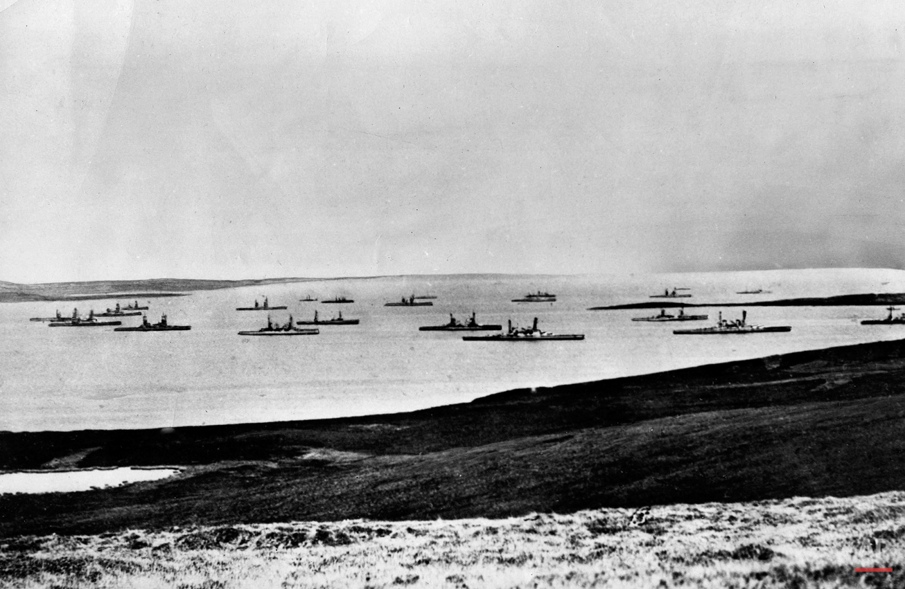 WWI Ships German Fleet