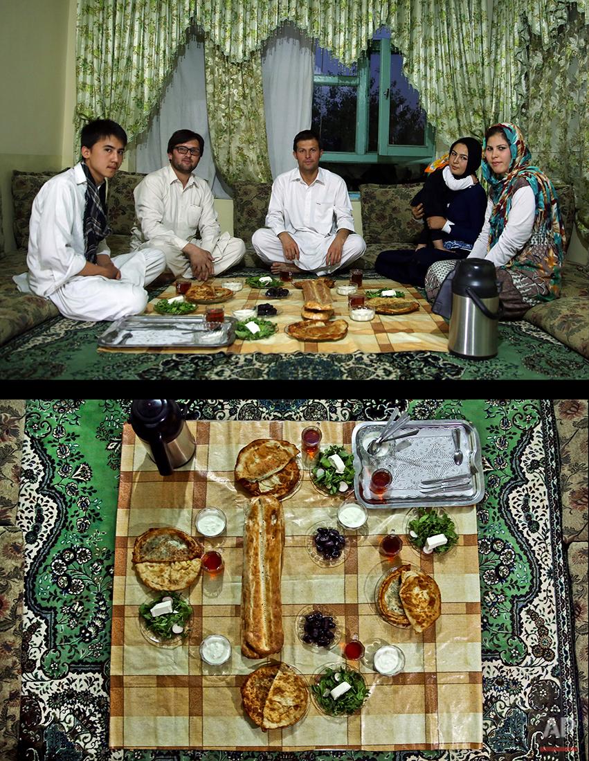 APTOPIX Ramadan Iftar World Photo Gallery