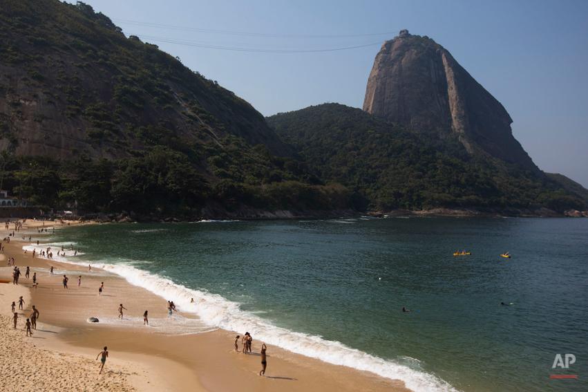 Brazil Travel Trip 5 Free Things Rio