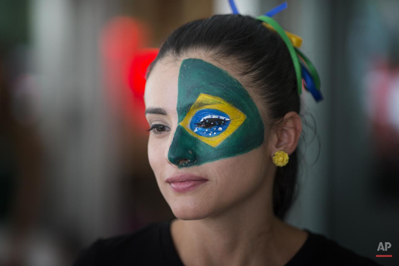 Brazil WCup US Soccer