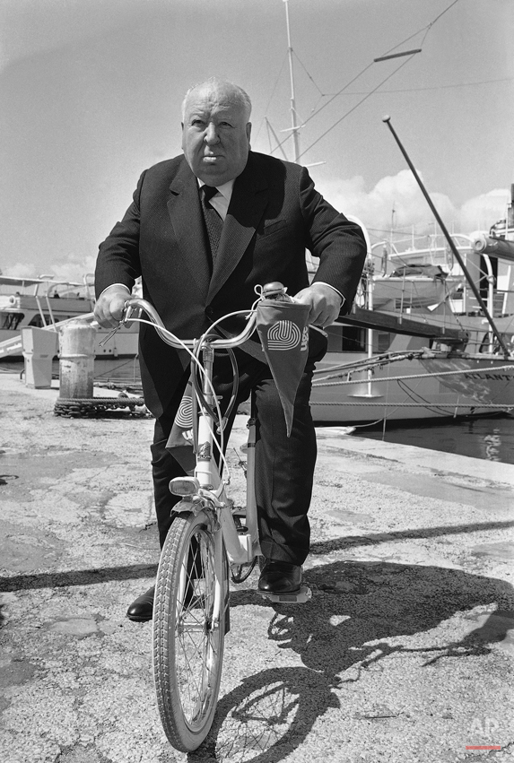 France Cannes Alfred Hitchcock