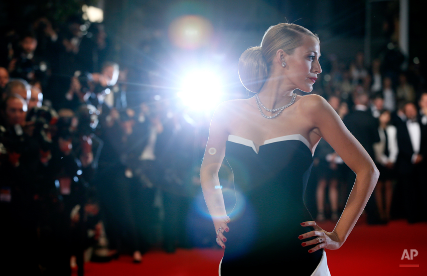 APTOPIX France Cannes Captives Red Carpet