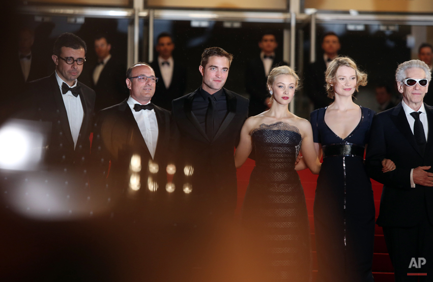 France Cannes Maps to the Stars Red Carpet