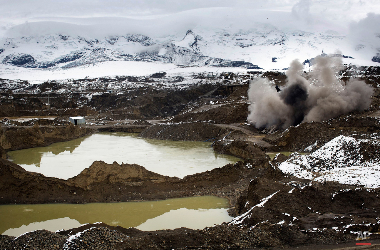 Pictures Of The Week Photo Gallery Peru Illegal Mining