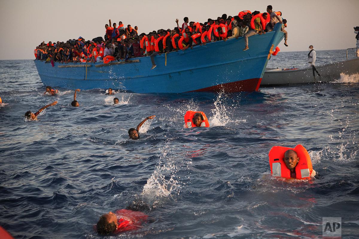 Libya: Migrants