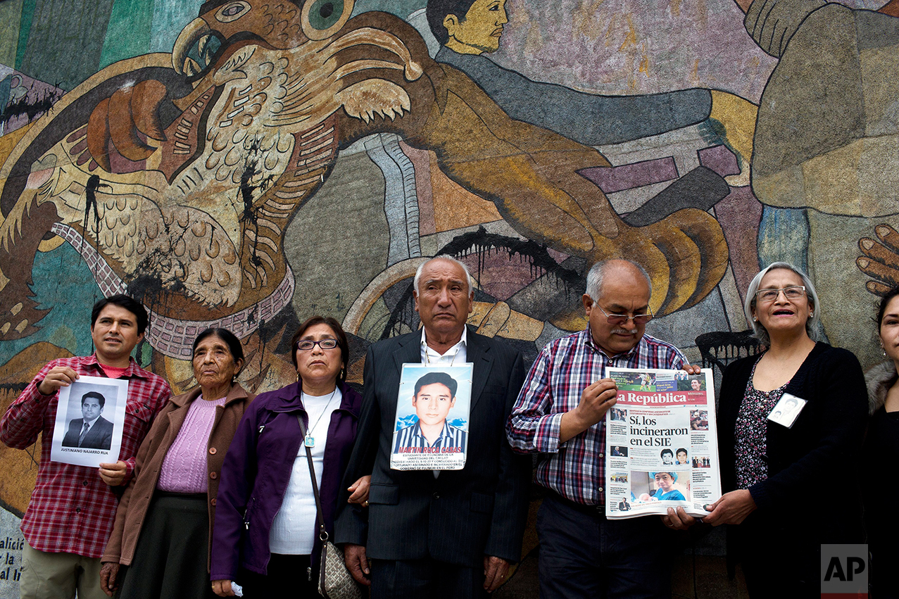 Peru Disappearances