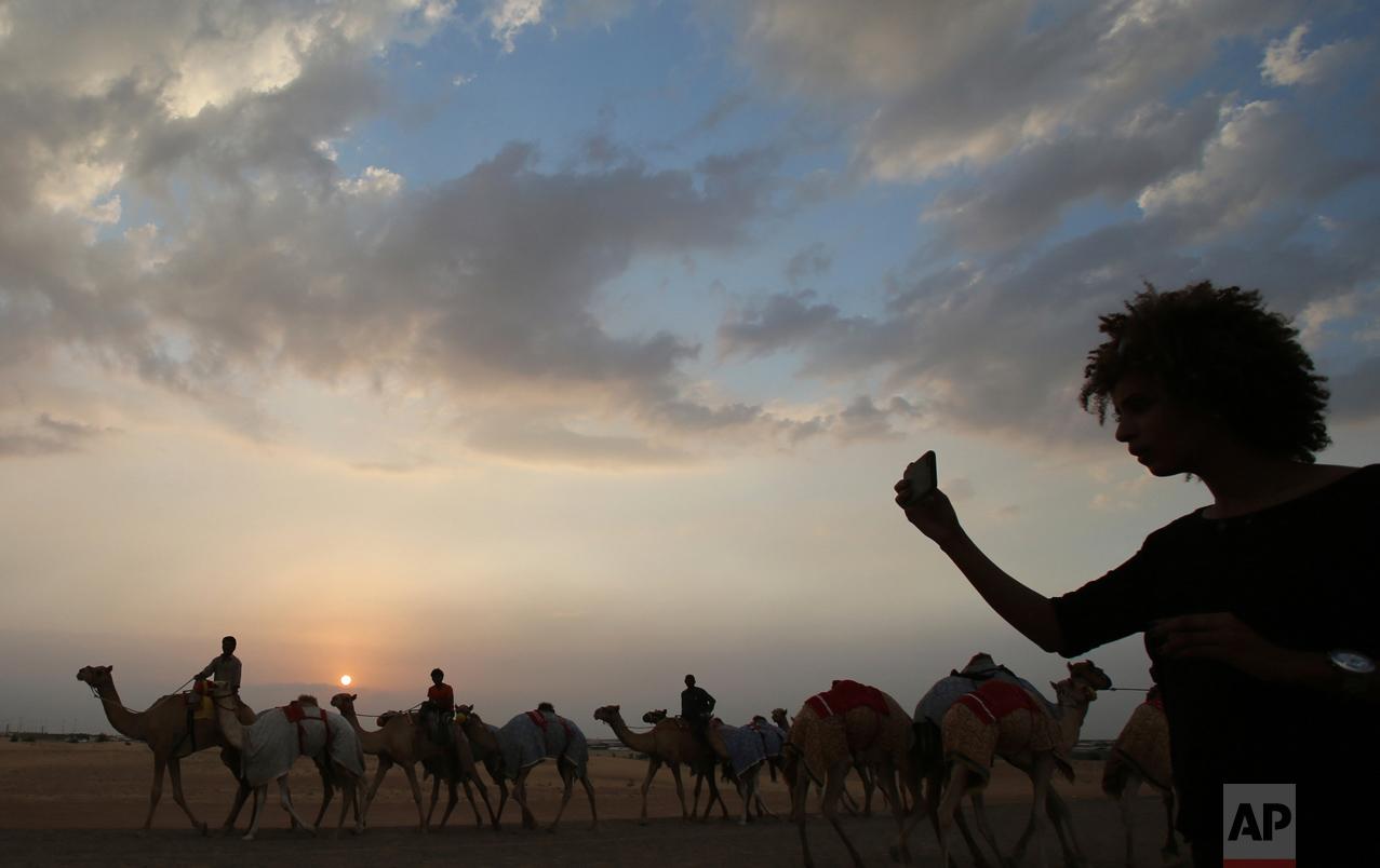 Mideast Emirates Daily Life