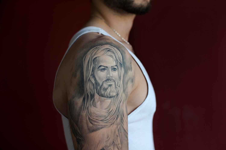 Ya Hussein Tattoo