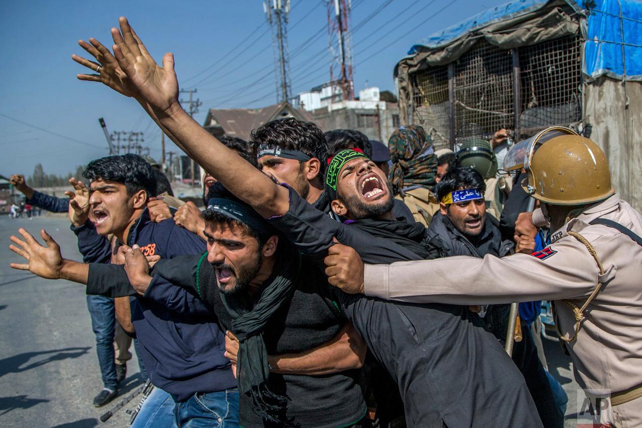 India Kashmir Muharram