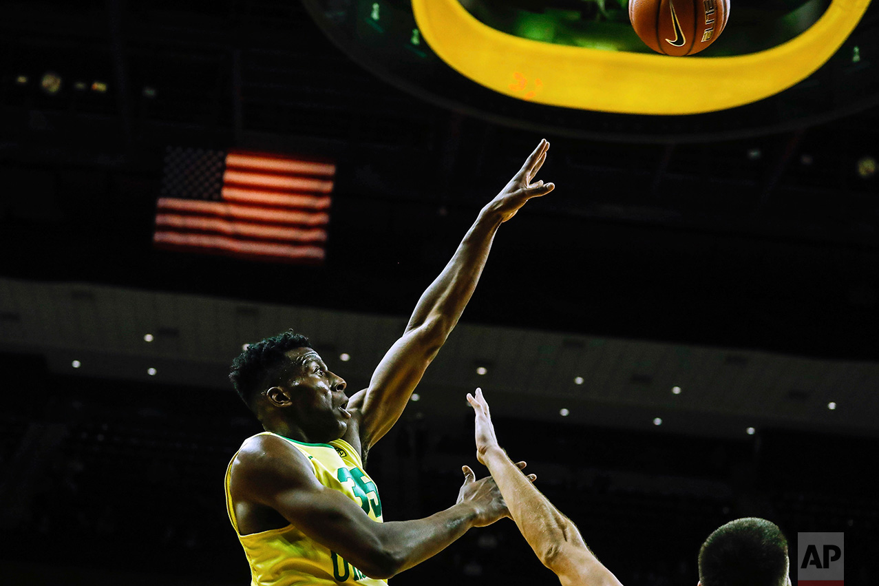NW Christian Oregon Basketball