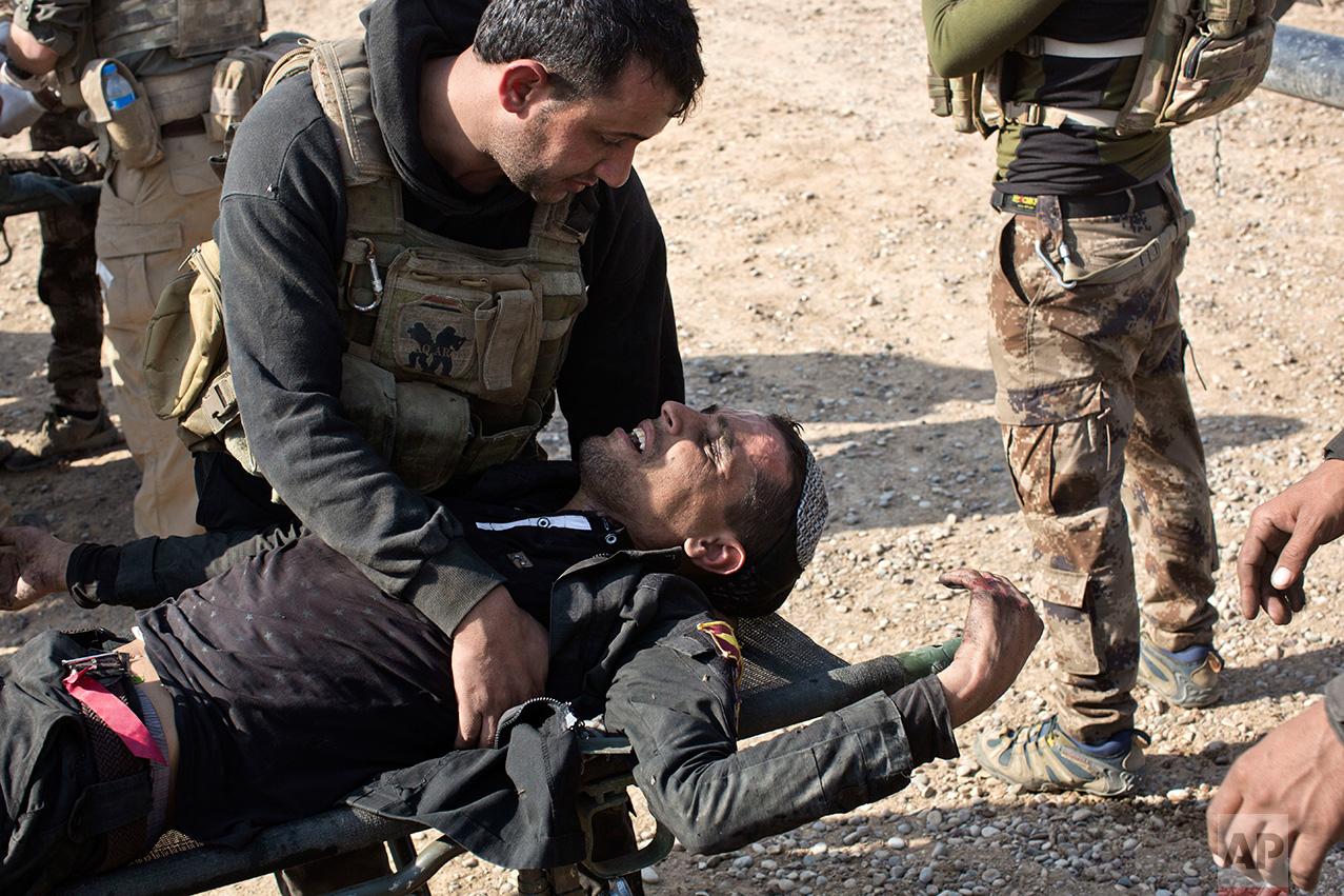 Iraq Mosul Casualties