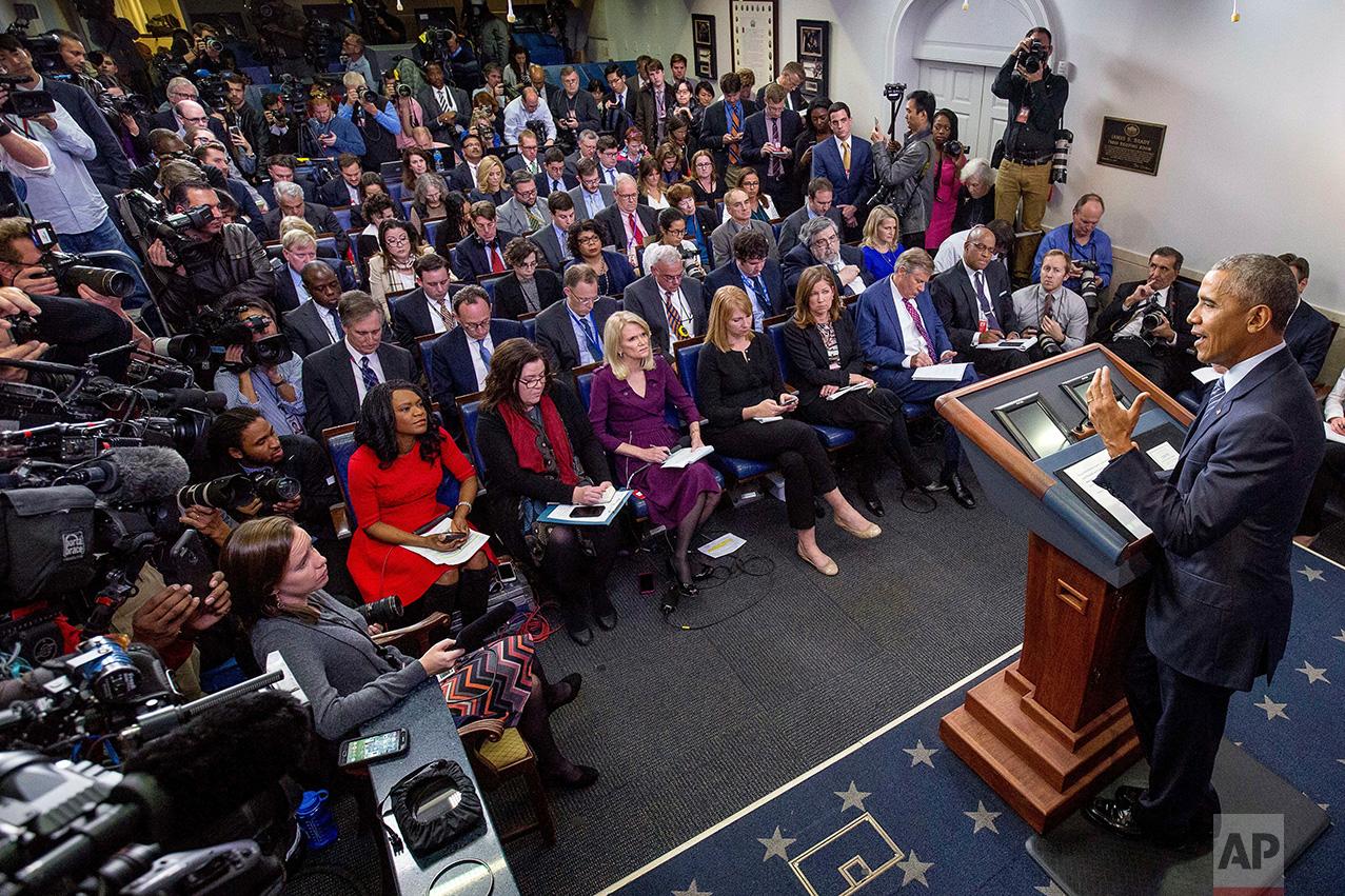 Obama Press