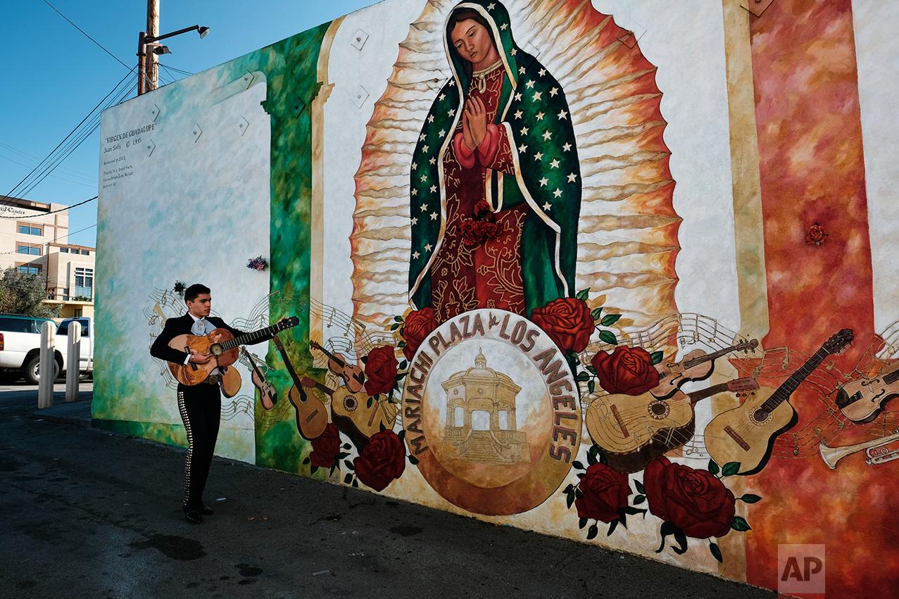 Mariachi Festival Los Angeles