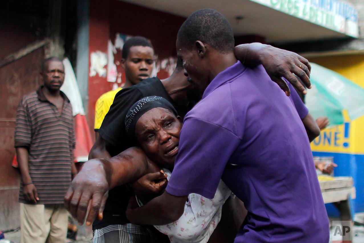 Haiti Election