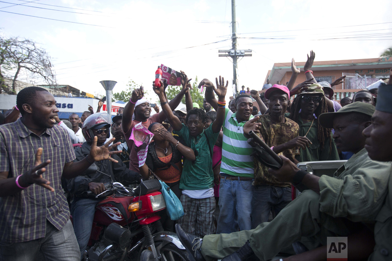 Politcal Unrest in Haiti