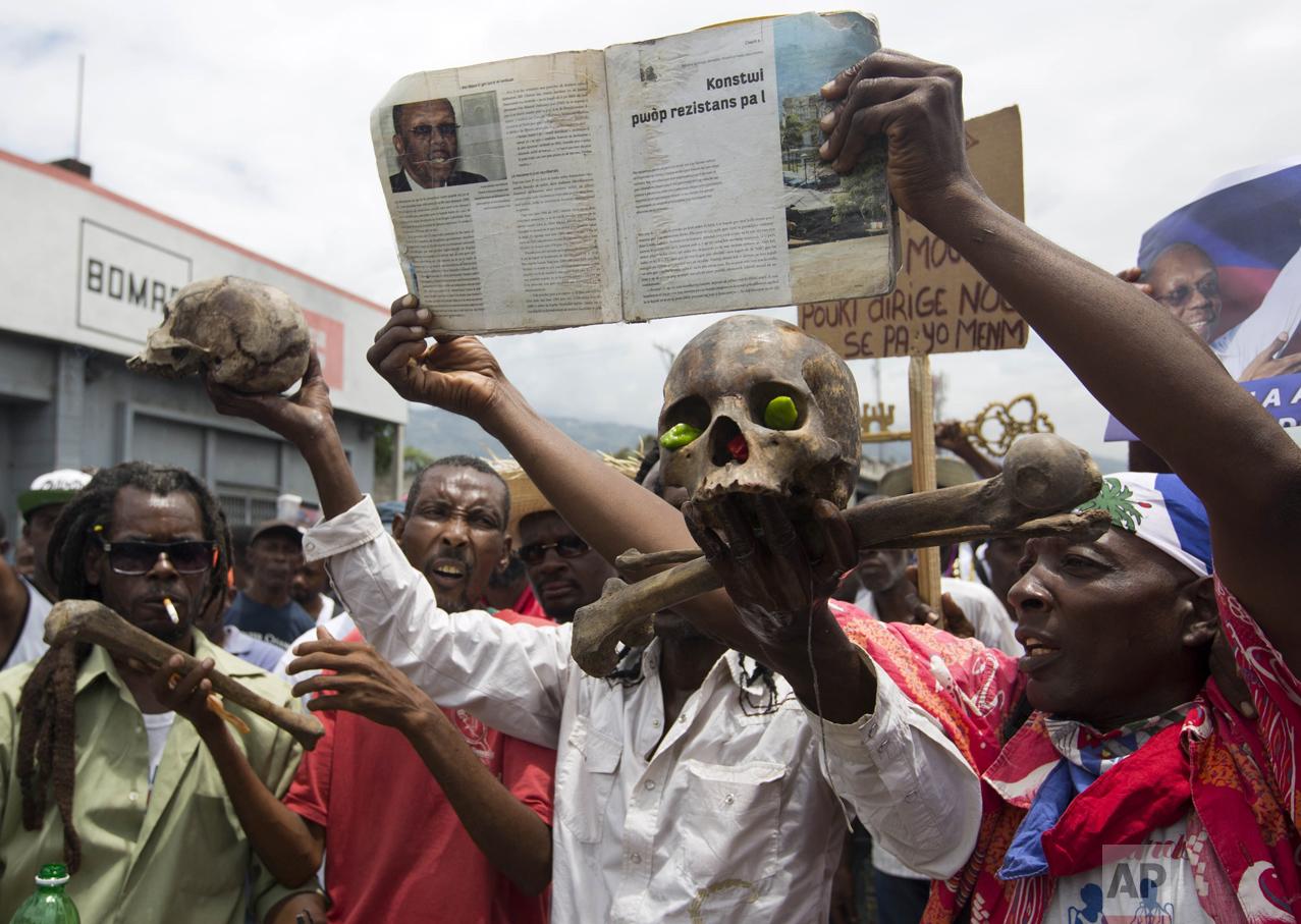 Politcal Unrest in Haiti