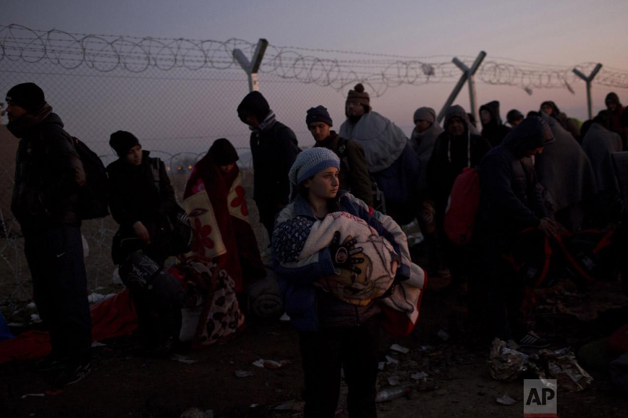 A MIgrant Crisis