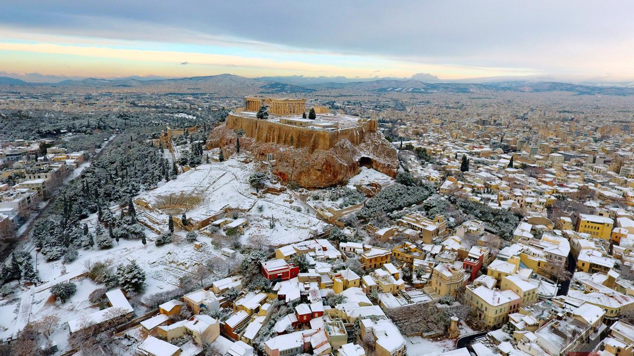 Greece Weather