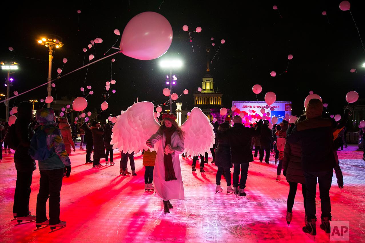 Russia Valentine's Day